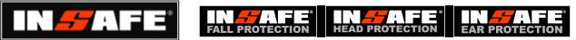 INSAFE FALL PROTECTION Logo